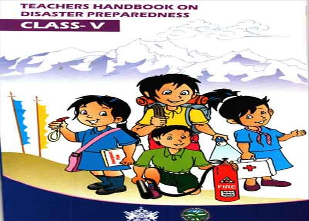 Teacher Handbook on Disaster Preparedness Class 5