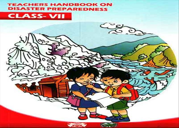 Teacher Handbook on Disaster Preparedness for Class 7